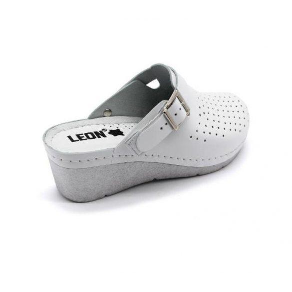 Leon Comfort női Papucs - 1000 Fehér