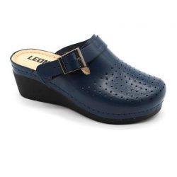 Leon Comfort női papucs - 1000 Kék