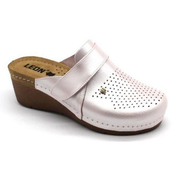 Leon Comfort női papucs - 1001 Perla