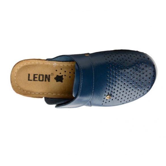 Leon Comfort női papucs - 1001 Skék