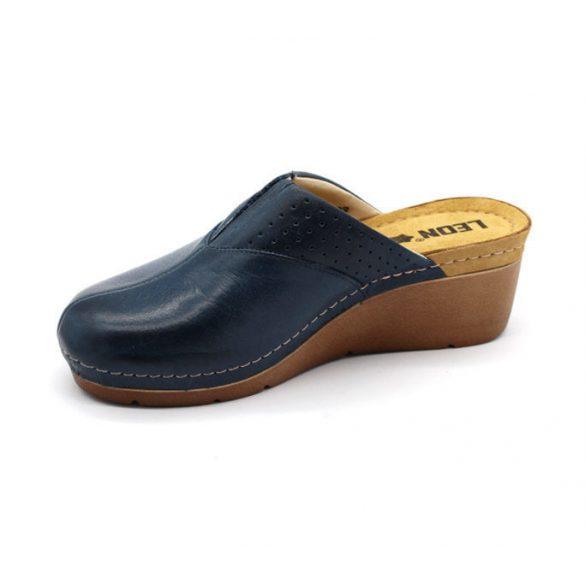 Leon Comfort női papucs - 1002 Kék