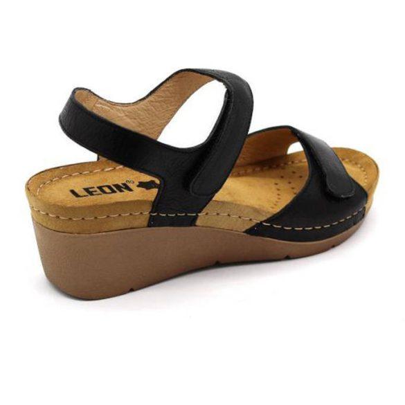 Leon Comfort női szandál - 1041 Fekete