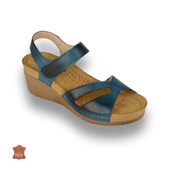 Leon Comfort női szandál - 1056 Kék