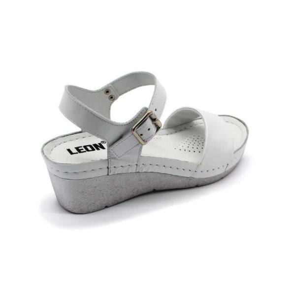 Leon Comfort női szandál - 1070 Fehér