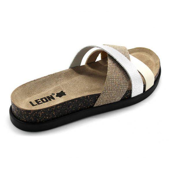 Leon Comfort női papucs - 1201 Silver