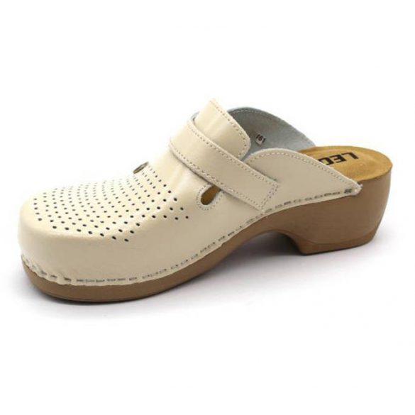 Leon Comfort női papucs - 159 Bézs