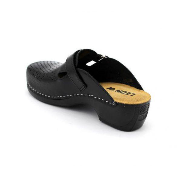 Leon Comfort női papucs - 159 Fekete