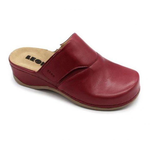 Leon Comfort női papucs - 2019 Bordo