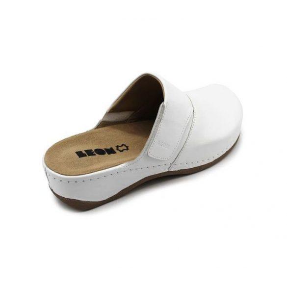 Leon Comfort női papucs - 2019 Fehér