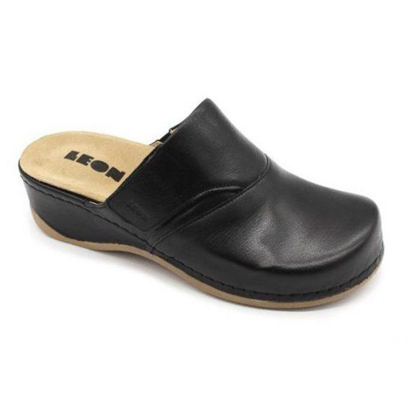 Leon Comfort női papucs - 2019 Fekete