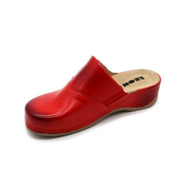 Leon Comfort női papucs - 2019 Piros