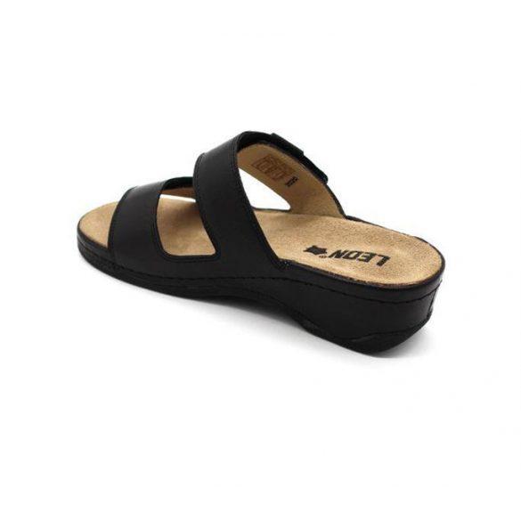 Leon Comfort női papucs - 2020 fekete