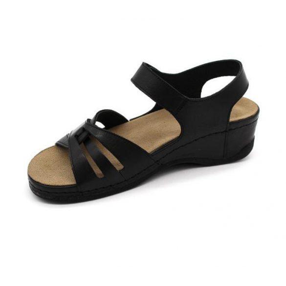 Leon Comfort női szandál - 2021 Fekete