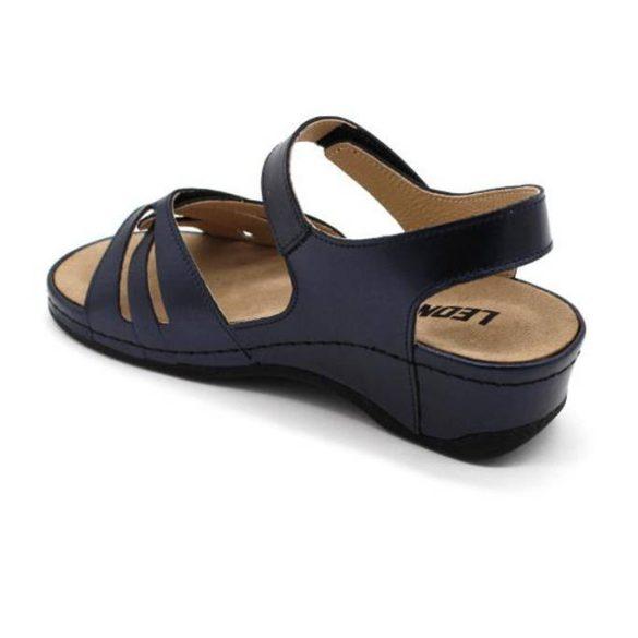 Leon Comfort női szandál - 2021 Kék