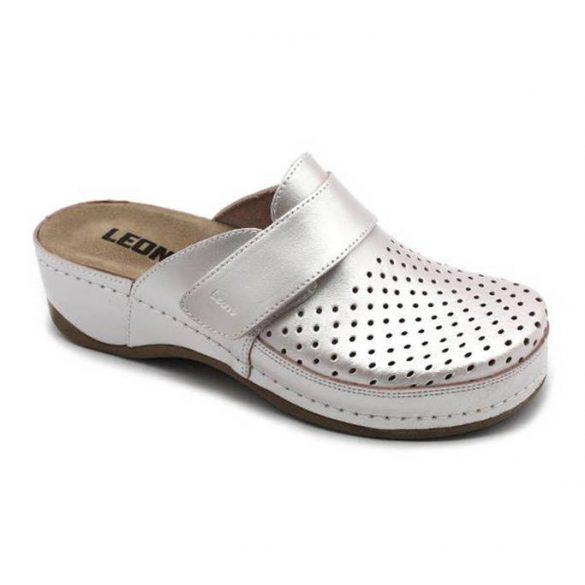 Leon Comfort női papucs - 2022 Perla