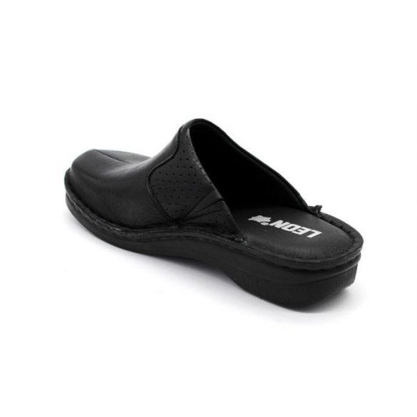 Leon Comfort női papucs - 360 Fekete