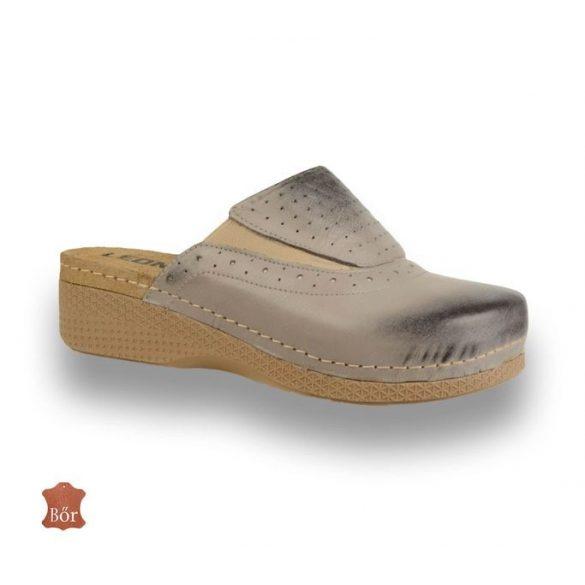 Leon Comfort női papucs - 400 Szürke