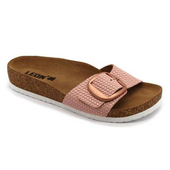 Leon Comfort női papucs - 4020 Rozsa