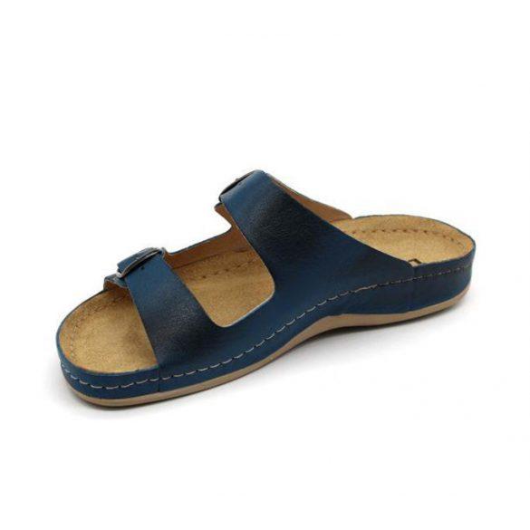 Leon Comfort férfi papucs - 703 Dark Blue