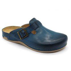 Leon Comfort férfi papucs - 707 Dark Blue