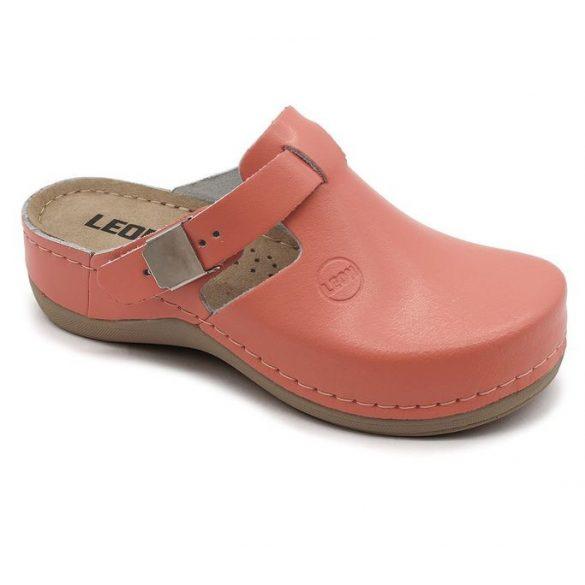 Leon Comfort női papucs - 900 Korall