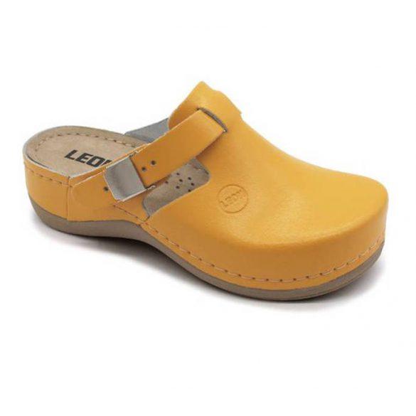 Leon Comfort női papucs - 900 Narancssárga