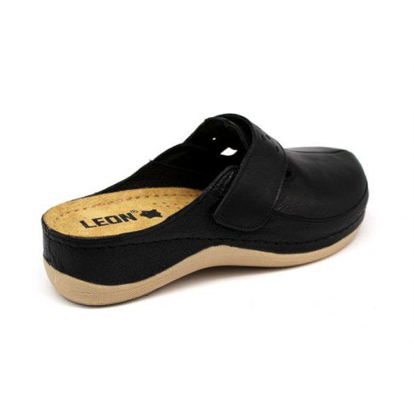 Leon Comfort női papucs - 902 Fekete