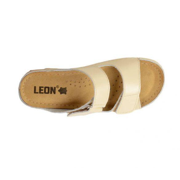 Leon Comfort női papucs - 905 Bézs