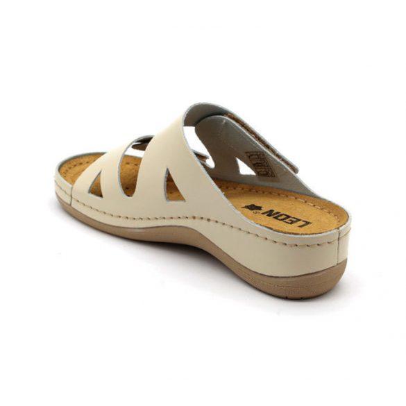 Leon Comfort női papucs - 906 Bézs