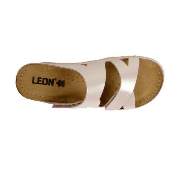 Leon Comfort női papucs - 906 Perla