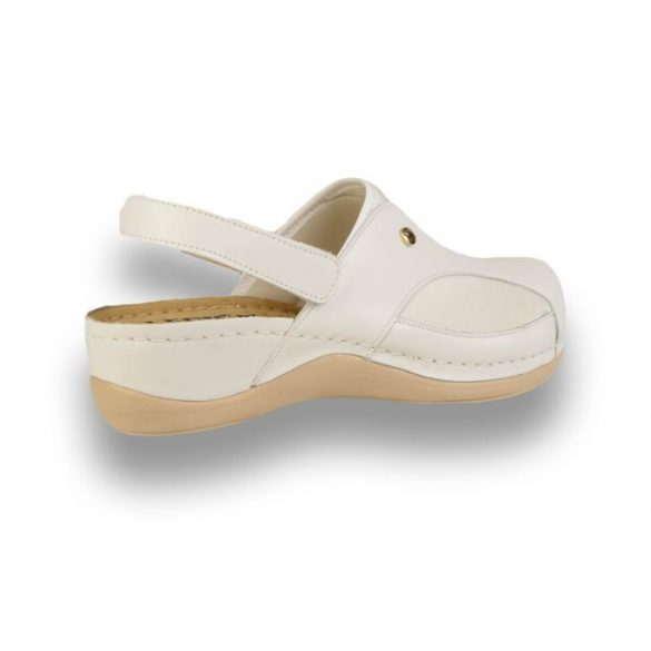 Leon Comfort női szandál - 913 Fehér