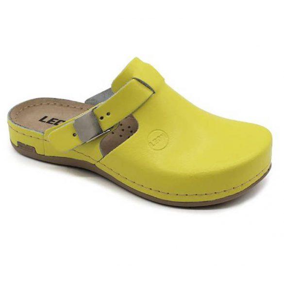 Leon Comfort női papucs - 950 Sarga