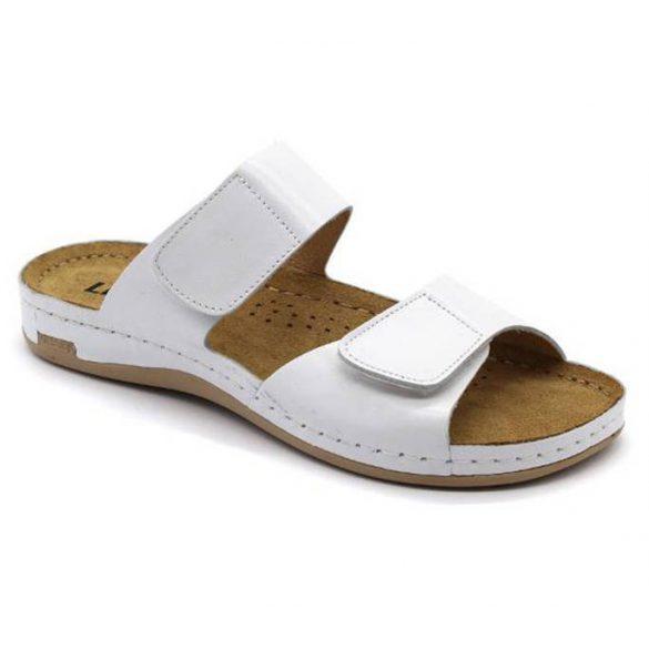Leon Comfort női papucs - 952 White