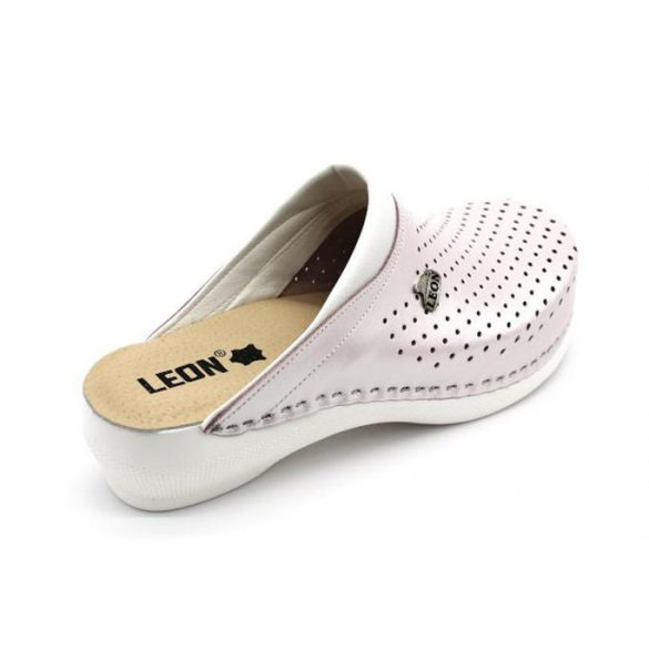 Leon Comfort női papucs - PU100 Perla