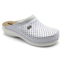 Leon Comfort női papucs - Pu100 Fehér
