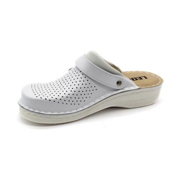 Leon Comfort női papucs - V202 Fehér