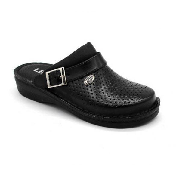 Leon Comfort női papucs - V202 Fekete