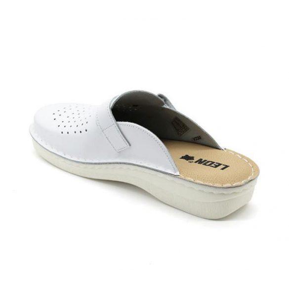 Leon Comfort férfi papucs - V230M Fehér