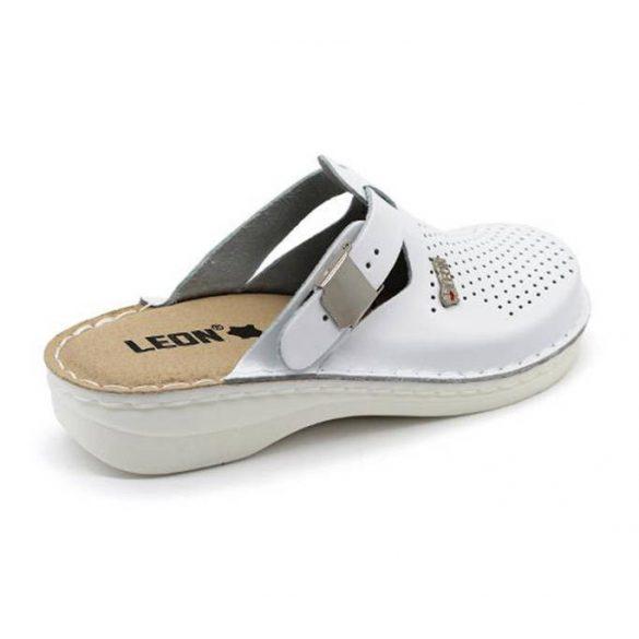 Leon Comfort női papucs - V260 Fehér