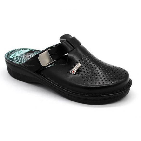 Leon Comfort női papucs - V260 Fekete