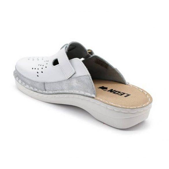 Leon Comfort női papucs - V261 Fehér